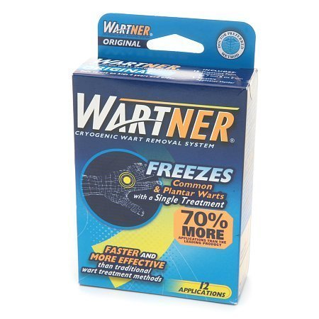 Wartner Cryogenic Wart Removal System, Original - 3PC