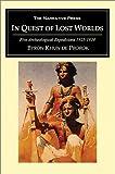 In Quest of Lost Worlds, Byron Khun de Prorok, 1589762460