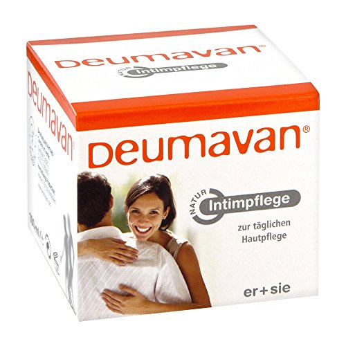 Deumavan Salbe Natur ohne Lavendel Dose, 100 ml