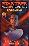 Excalibur, Peter David, 0671042432