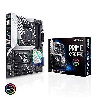 ASUS Prime X470-Pro AMD Ryzen 2 AM4 DDR4 DP HDMI M.2 USB 3.1 ATX Motherboard (B07C57Q1XH) | Amazon price tracker / tracking, Amazon price history charts, Amazon price watches, Amazon price drop alerts