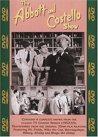Abbott And Costello TV Show Vol 13 Safari The Paper Hangers