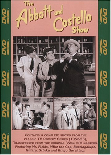 Abbott and Costello TV Show, Vol. 13 (Safari/The Paper Hangers/Life Insurance/Alaska) -