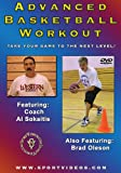Advanced Basketball Workout DVD featuring Coach Al Sokaitis