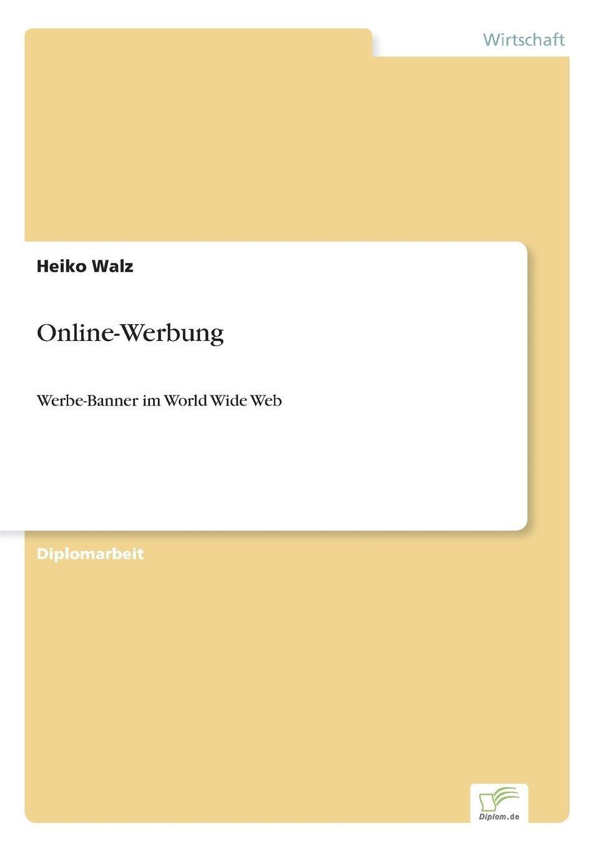 Online-Werbung (German Edition) pdf epub