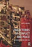 img - for Trajectories of Conflict and Peace: Jerusalem and Belfast Since 1994 (Planning, History and Environment Series) book / textbook / text book