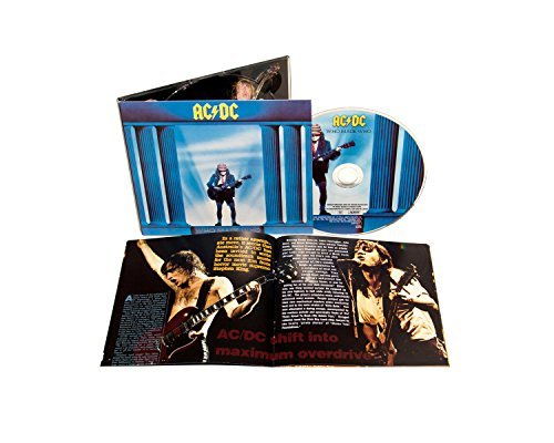 ac dc who made who cd - 5