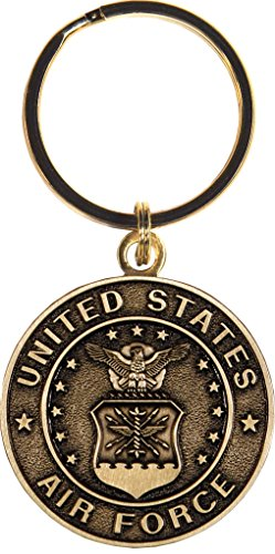 US Air Force Keychain Military Products Key Rings Veterans Soldiers Men Women Air Force Key Ring