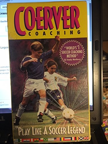 Coerver Coaching : Play Soccer Like a Legend [VHS]