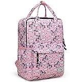 Backpack for Little Girls, Kasgo Preschool Toddler Backpack for Kindergarten Children Lightweight Daypack Bookbag with Chest Strap in Unicorn