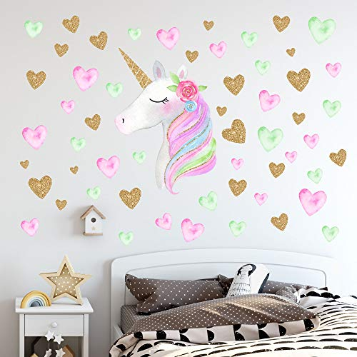 Best letter wall decals for girls bedroom to buy in 2020