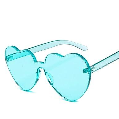 GY-HHHH Gafas de sol informales y de tendencia - Gafas de ...