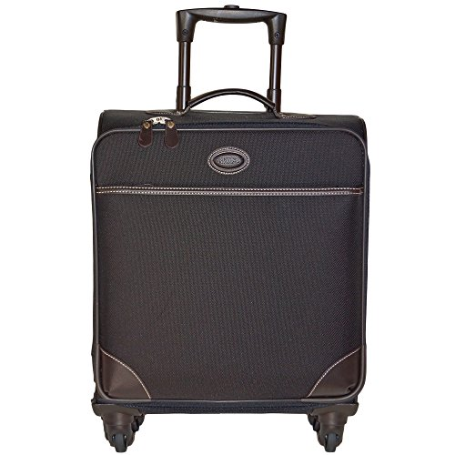 [Bric's Luggage Pronto 20 Inch Widebody Spinner, Black, One Size] (20