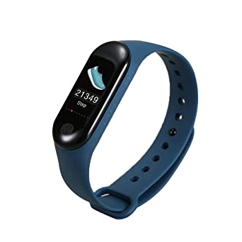 OCDAY】 M4Plus - Pulsera de Smart Watch con Pantalla Grande ...