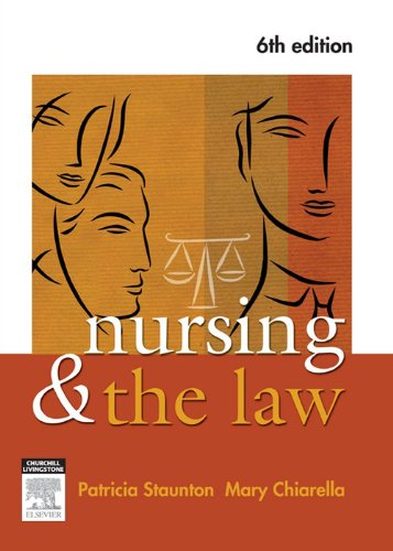Law for Nurses and Midwives Pdf