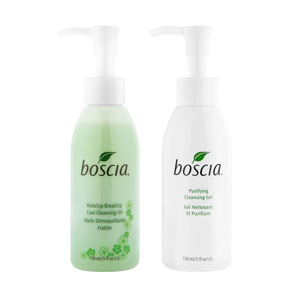 boscia A Clean Slate The Double-cleansing Duo