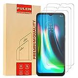 [3-Pack] PULEN for Motorola Moto G9 Play Screen