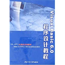 Visual Basic 6.0 Programming Guide Higher education planning materials basic computer computer textbook series(Chinese Edition)