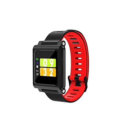 Amazon.com: K8 Smart Watch Pedometer Waterproof Heart Rate ...