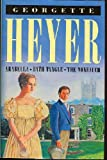 Front cover for the book Arabella/Bath Tangle/The Nonesuch by Georgette Heyer