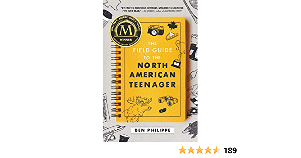 The Field Guide to the North American Teenager: Amazon.es ...