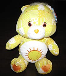 "Care Bears - 10"" Funshine Bear Special Edition (Vintage Bears) Plush"