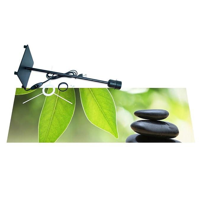 banjado – Lámpara de mesa lámpara de escritorio diseño piedras ...