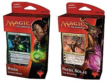 Magic The Gathering Mazo, Hour of Devastation: Amazon.es ...