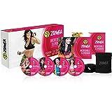 Zumba Cardio Dance Set & Zumba Exhilarate Slim and Tone DVD System