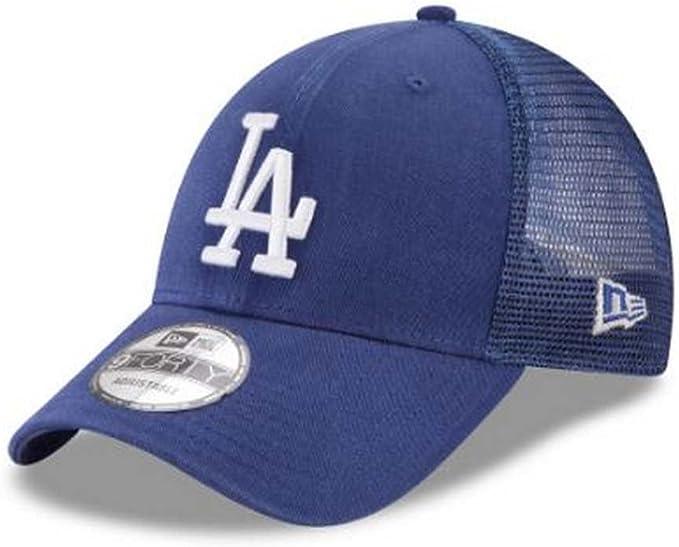 New Era Los Angeles Dodgers Team Truckered 9FORTY Adjustable Hat//Cap