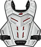 EVS Youth Revo 4 Roost Guard-White