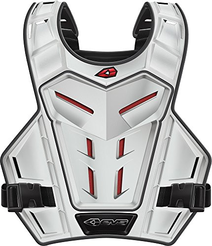 (EVS Revo 4 Roost Guard-White)