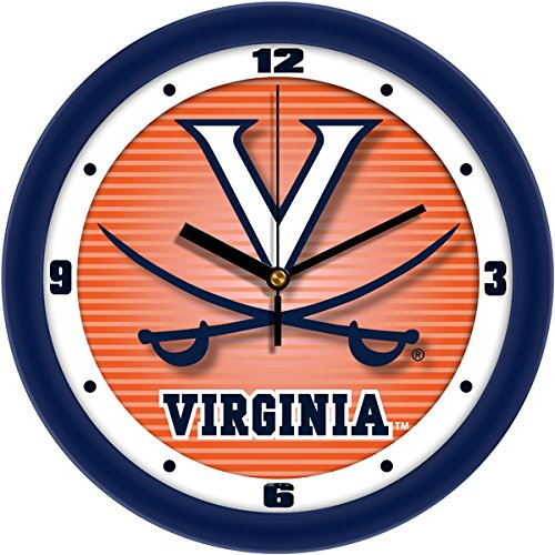 - SunTime NCAA Virginia Cavaliers Wall Clock