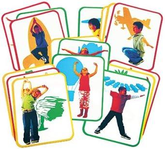 Amazon.com: Body Poetry Yoga Cards: Toys & Games