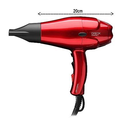 Sinelco Francia Origin dreox Compact secador de AC rojo Metallique 2000 W
