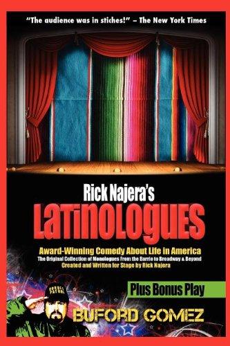 Download Rick Najera's Latinologues pdf