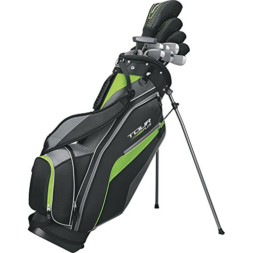 Tour Plus Men's Package Set by Wilson