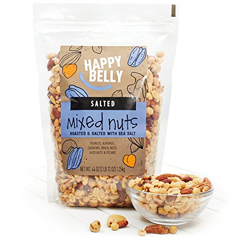 Happy Belly Salted Mixed Ounce product image