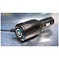 T-Power Car cigarette plug Charger for Printek FieldPro Printer RT43 91847 91373 Mtp 400 Replacement AC DC Car cigarette plug Charger