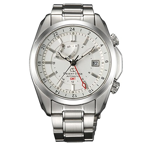 Orient Star Seeker Automatic GMT Watch with Power Reserve, Sapphire Crystal DJ00002W