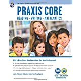 Praxis Core Academic Skills for Educators Tests: Book + Online (PRAXIS Teacher Certification Test Prep)
