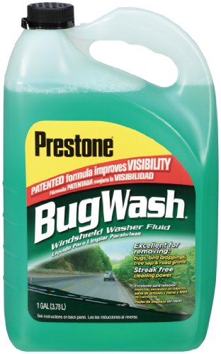 Best Car Windscreen Washer Fluid