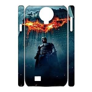 Batman YT0064866 3D Art Print Design Phone Back Case Customized Hard Shell Protection SamSung Galaxy S4 I9500