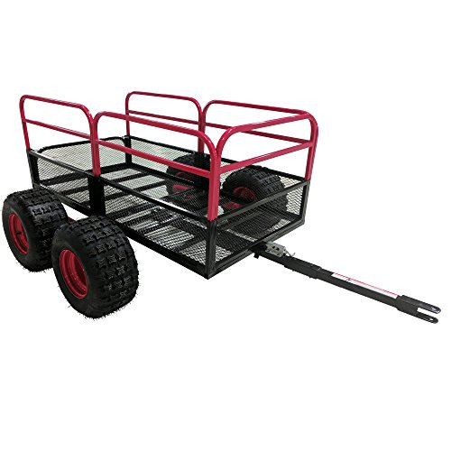 Titan ATV Trailer Tandem Axle Kit (Pull Trailer Behind)