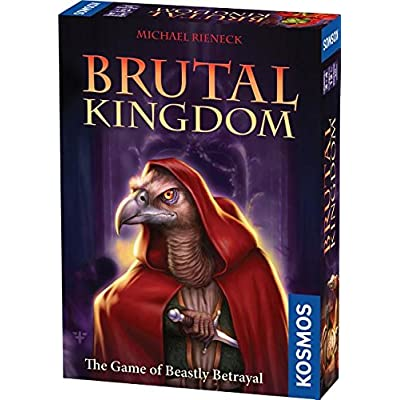 Thames & Kosmos Brutal Kingdom Game: Toys & Games