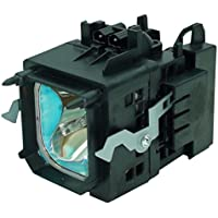Sony XL-5100 DLP/LCD TV Lamp with housing (Genuine Philips Inside)