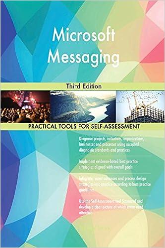 Microsoft Messaging: Third Edition: Gerardus Blokdyk
