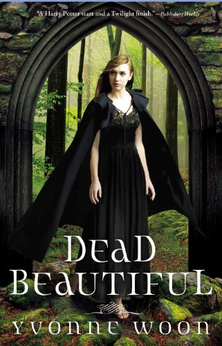 Book cover for Dead Beautiful