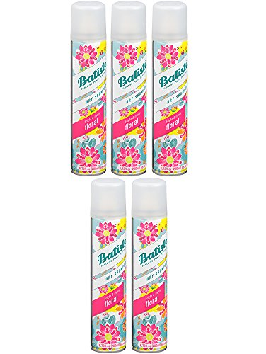 Batiste Dry CxhaW Shampoo, Floral Essences (Pack of 5) by aatFste
