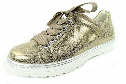 donna R8015034028 stringate Gold Scarpe Semler xzqCwY4q